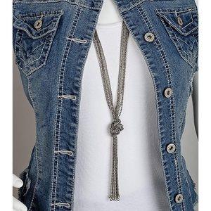 Jewelry - :: Handmade Beaded Statement Y Necklace